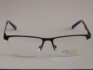 semi rimless mens spectacle frame